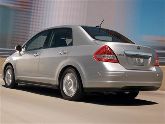 2009 Nissan Versa Consumer Reviews Autos Weblog