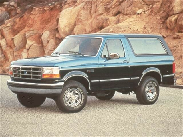 Top Consumer Rated Suvs Of 1992 Kelley Blue Book