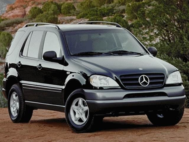 Most fuel efficient crossovers of 1999 kelley blue book for Most fuel efficient mercedes benz