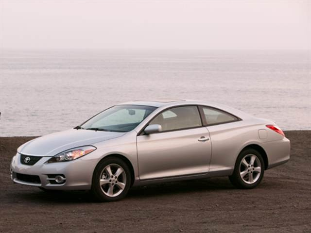 Top Consumer Rated Coupes Of 2007 Kelley Blue Book