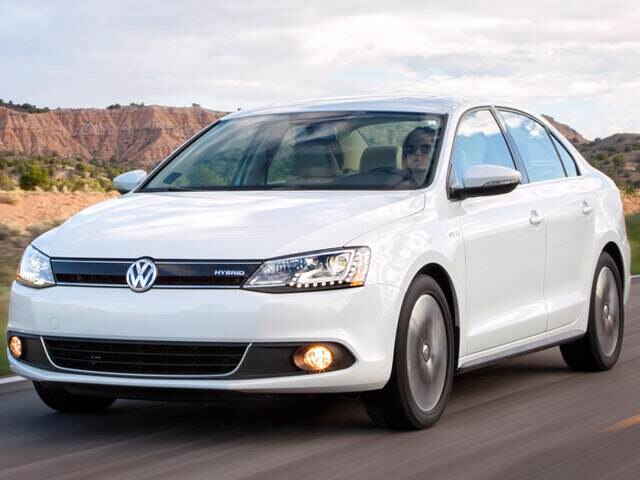 Best Safety Rated Hybrids of 2014