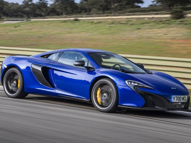 Most Expensive Coupes of 2015