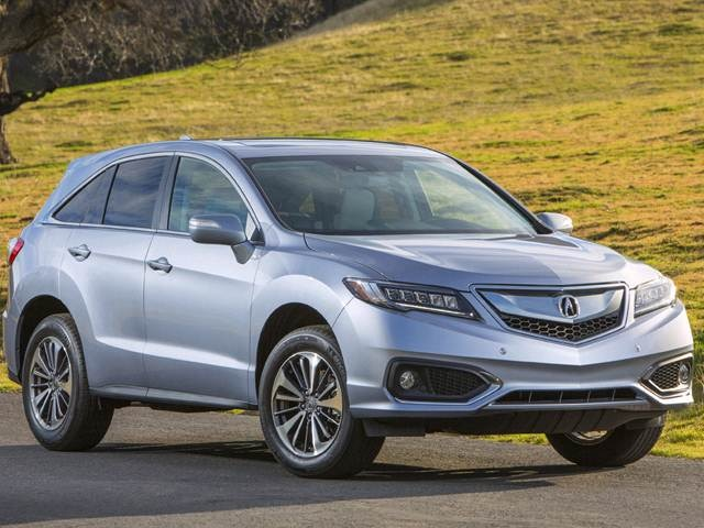 Best Safety Rated Crossovers of 2016 - Acura RDX - Kelley Blue Book