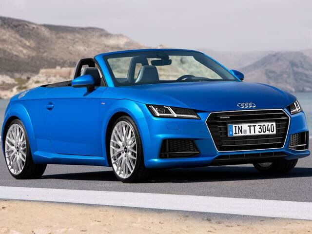 Most Expensive Convertibles of 2016